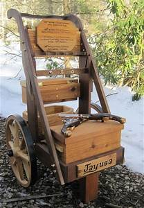 Custom Action Western Shooter Gun Carts by Handcrafted