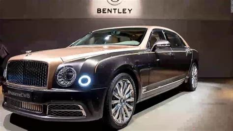 Gambar Mobil Bentley Mulsanne by Bentley Mulsanne Mulliner Automobilindustrie