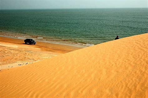 Costa dell'oceano - Costa dell'oceano - Le dune del ...