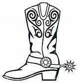 Coloring Boots Winter Pages Boot Rubber Getcolorings Printable sketch template
