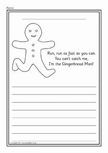 gingerbread man lined paper template essay on censorship