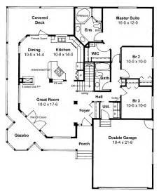 delightful antebellum floor plans decker porch house plans