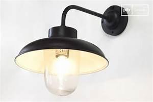 Applique Exterieur Vintage : luminaire et lampe vintage pib ~ Teatrodelosmanantiales.com Idées de Décoration