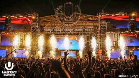 Tiësto Live @ Ultra Europe 2015 In Split, Croatia
