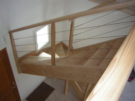 escalier bois et inox escaliers bois et inox menuiserie raguet blain escaliers lambris parquet bardage
