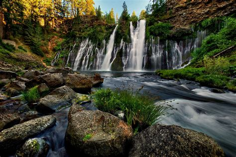 Waterfall Background by Waterfalls Wallpapers Images Photos Pictures Backgrounds