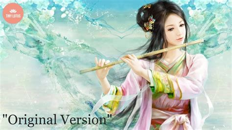 chinese flute music meditation zen relaxing bamboo ancient relax peace healing magic asian woman sleep instrumental hour fantasy anime characters