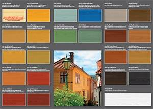 Holzlasur Farben Innen : naturbauhof holzbehandlung farbige holzoberfl chen lasuren ~ Markanthonyermac.com Haus und Dekorationen
