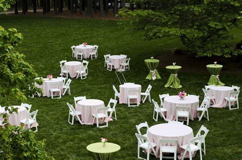backyard wedding ideas planning an affordable alfresco