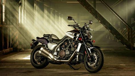 Yamaha Vmax Motorcycle Hd Wallpaper