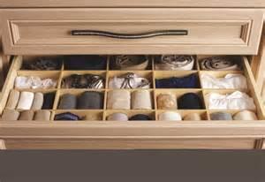 wood closet organizer with drawers