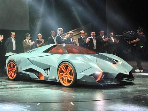 Lamborghini Egoista Concept Unveiled Phillip Michael's
