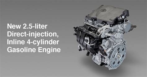 liter direct injection inline  cylinder gasoline