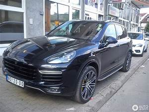 2017 Porsche Cayenne Turbo S : porsche 958 cayenne turbo s mkii 19 september 2017 autogespot ~ Maxctalentgroup.com Avis de Voitures