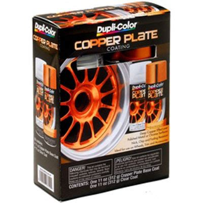 duplicolor ck100 copper plate kit tools
