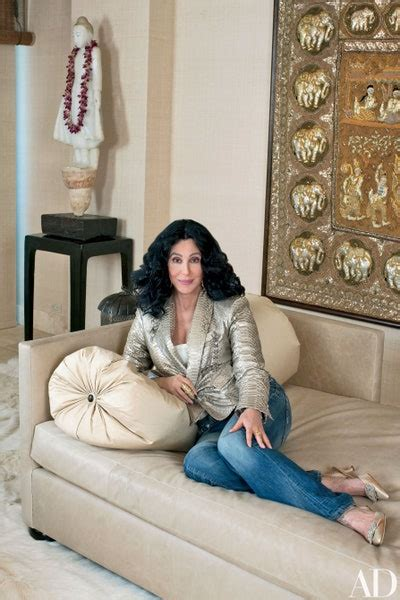 chers california homes architectural digest