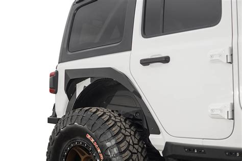 jeep jl rock fighter rear fenders
