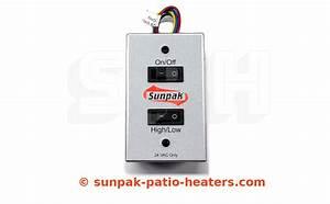 12050 Tsh Duplex Switch  U2013 Sunpak Patio Heaters