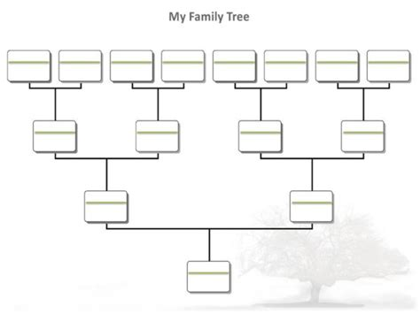 blank family tree chart paul crooks school speaker