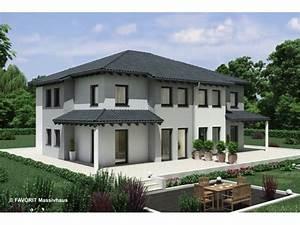 Moderne Häuser Walmdach : finesse 120 doppelhaus von bau braune inh sven lehner hausxxl massivhaus energiesparhaus ~ Markanthonyermac.com Haus und Dekorationen