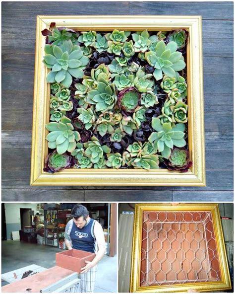 Vertikale Gärten Selber Machen by 1001 Ideen Wie Sie Eine Gartendeko Selber Machen