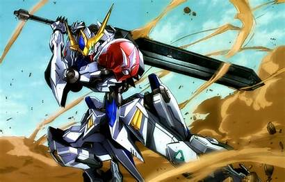 Gundam Orphans Iron Blooded Anime Suit Mobile