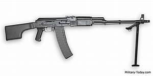 RPK-200 Series Light Machine Gun | Military-Today.com