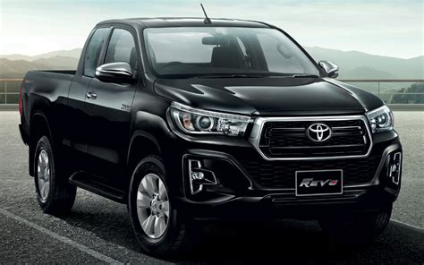 Toyota Hilux Picture by 2018 Toyota Hilux Gets A Beastly Make Photos
