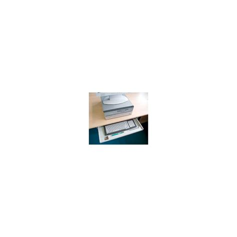 tiroir clavier sous bureau tiroir coulissant à fixer sous un bureau