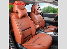 CARTAILOR PU leather seat covers for 2015 Nissan Murano