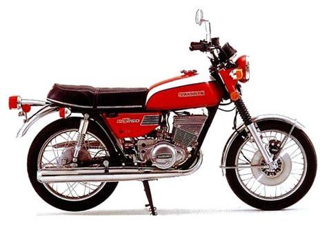 Suzuki Gt250 by Suzuki Gt250 Model History