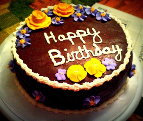chocolate cake   birthday wallpapers  images