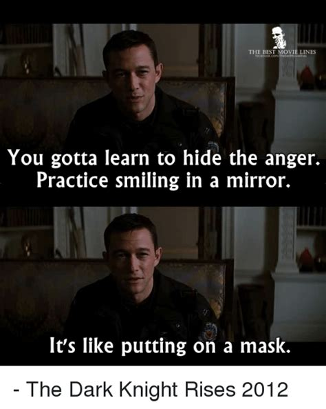 The Dark Knight Rises Meme - 25 best memes about mask mask memes