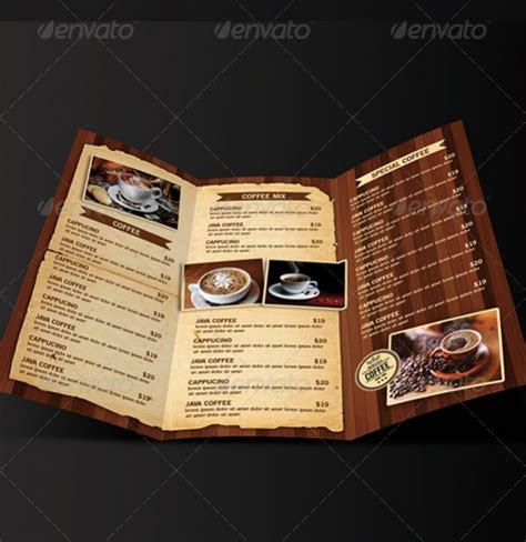 And don't forget to download. FREE 57+ Modern Menu Designs in AI | PSD | MS Word | Pages | InDesign | Publisher