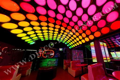 Disco Ceiling L by Projet De Design De Club Pologne Izdebnik 2011 Photos Et