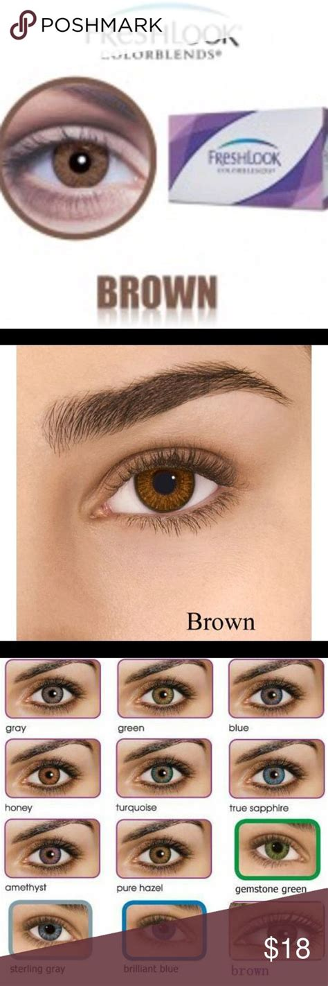 eye color contacts non prescription best 25 prescription colored contacts ideas on