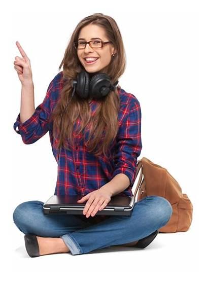 Student Transparent Sitting Pulse Study Poitning Dba
