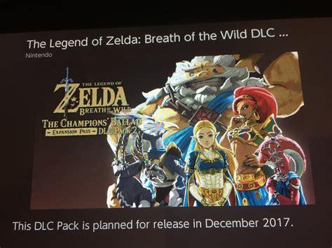 Dlc Zelda Breath Of The Wild Zelda Breath Of The Wild Dlc 2 The Chion S Ballad