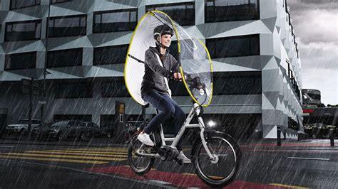 Wetterschutz allnew Dryve: das Dach fürs E-Bike ...