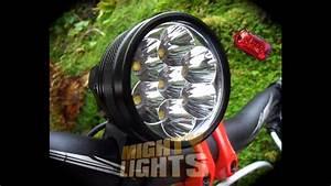 5 Below Lights 7 Cree Led Xml T6 Mtb Mountain Bike Lights Front Head