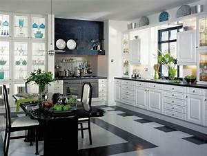 Moderne Küche Deko : 57 interessante deko ideen f r k che ~ Sanjose-hotels-ca.com Haus und Dekorationen