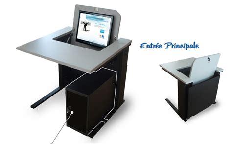 formation bureau mobilier de formation poste informatique avec écran