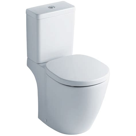 wc ideal standard ideal standard concept cube coupled wc pan and