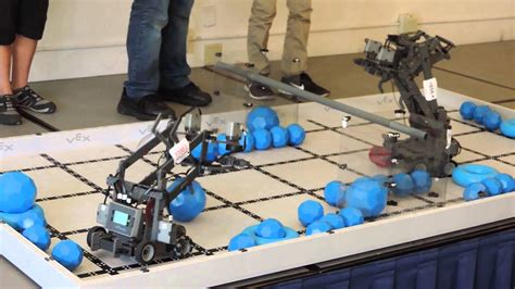 Rolling Robots Comeptition Finals Match (8/8) Rian