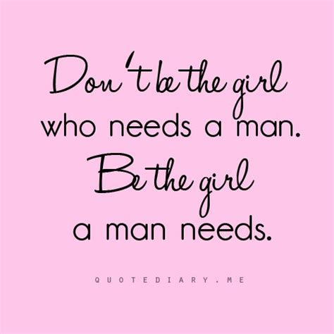 Girl Quotes About Not Needing A Guy