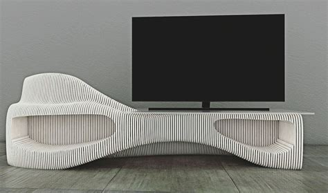 Tv Unit Design Using Grashopper
