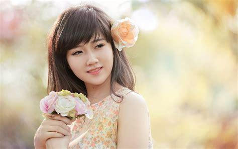 Beautiful Korean Girl Wallpaper - WallpaperSafari