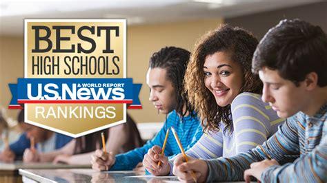 high schools    top  high schools  news