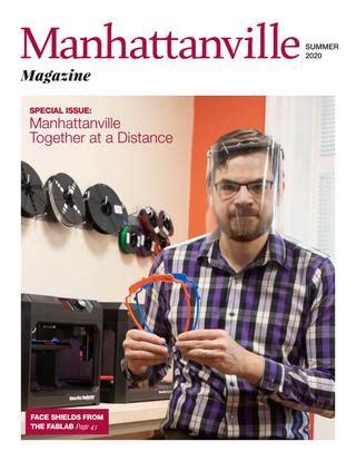 manhattanville magazine summer
