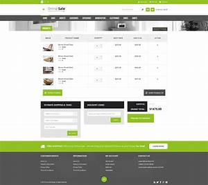 online sale responsive html5 ecommerce template by With free shopping cart templates html
